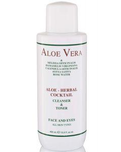 Aloe Vera Herbal Cocktail Cleanser