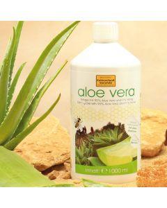 Aloe Vera Saft Trinkgel mit Honig