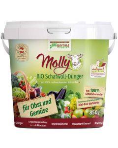 Bio Schafwoll-Dünger