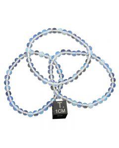 Opalglas Kugel-Armband 14 cm (small)