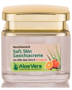 Aloe Vera Soft Skin Gesichtscreme